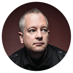 Vince Antonucci - headshot